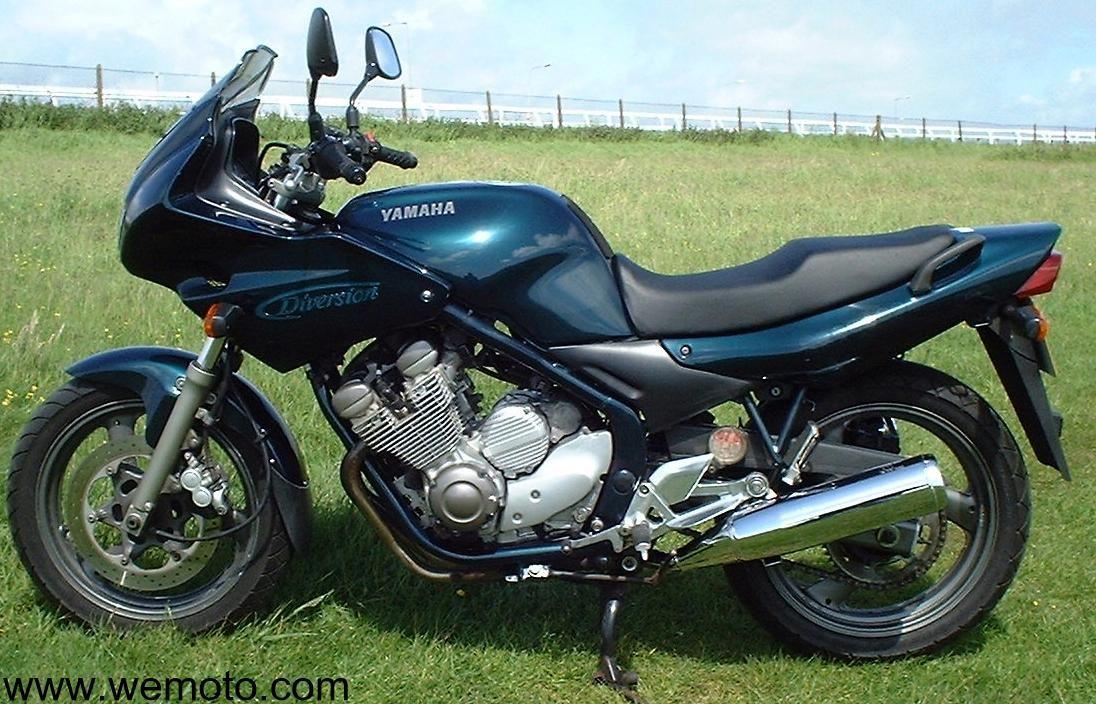 Elskede yamaha xj 600 s diversion | Yamaha | Pinterest | Bobbers, Wheels  ZZ63