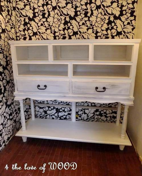 4 The Love Of Wood How To Make A Dresser 2ft Taller Cottage Country Cabinet