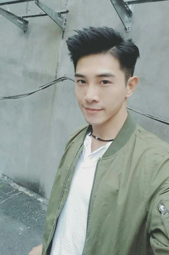 MARCUS CHANG Drama Drama Drama Asian Man Haircut