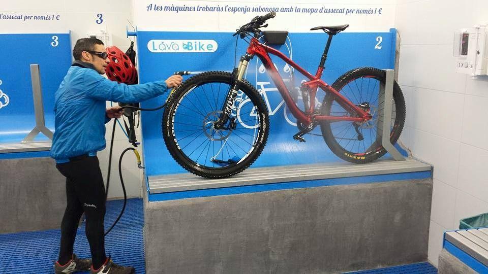 Bicycle Washing Station Bicycle Bike Parking Station