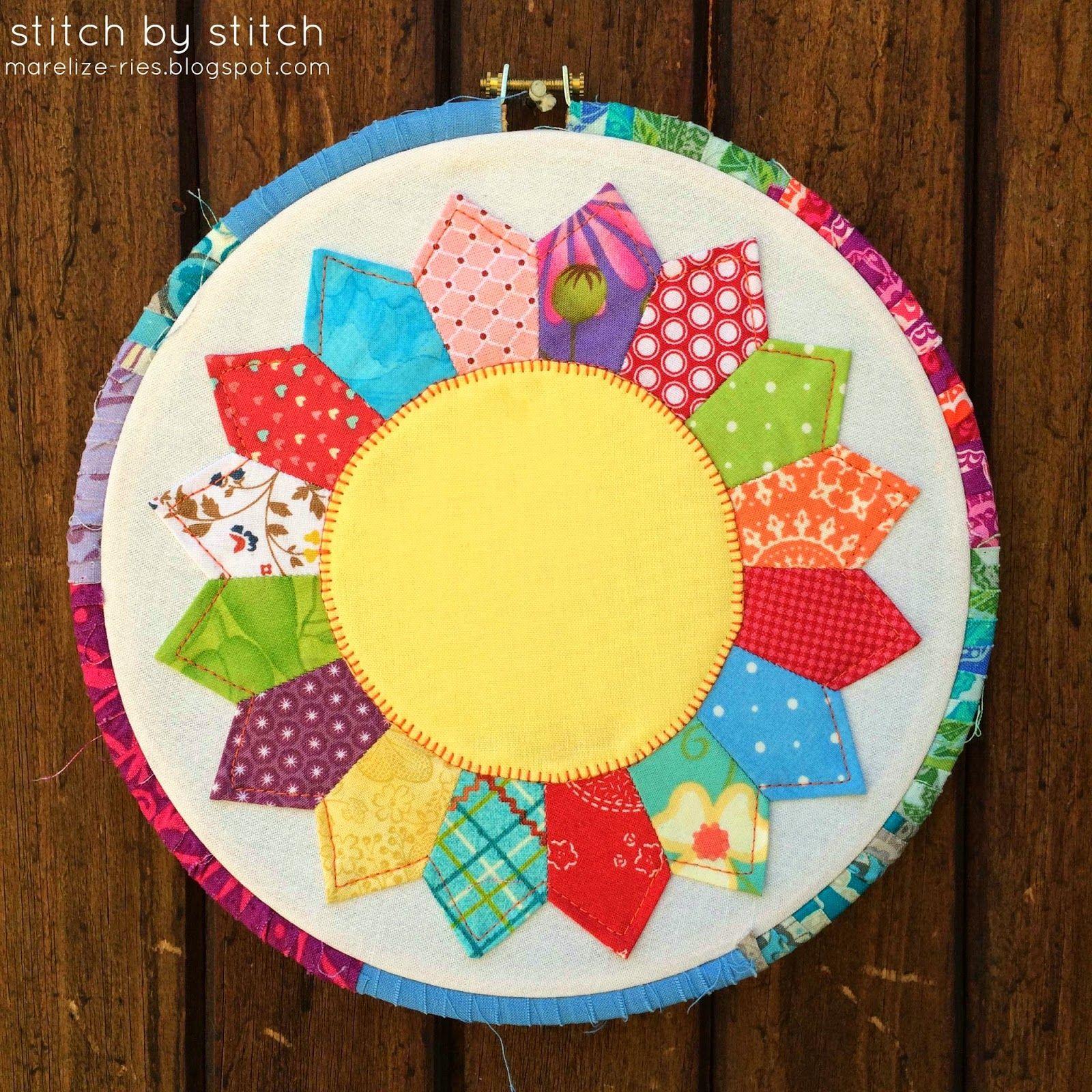 Stitch by Stitch: From Scraps to something Pretty!