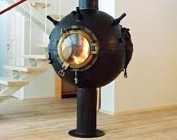 cool wood stoves - Google Search