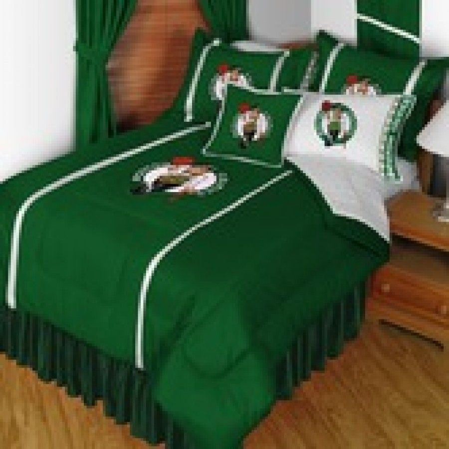 Northwest Co. Boston Celtics Bedding Series - nba-bostonceltics-series