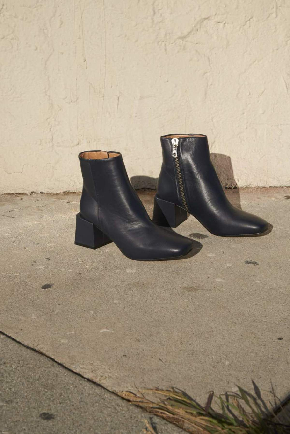 Loq Lazaro Nuit On Garmentory Navy Ankle Boots Boots Shoe Wishlist