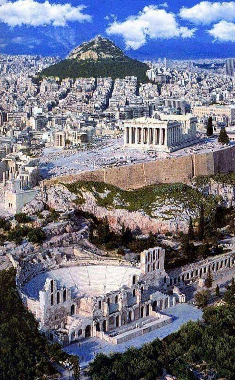 Vouliagmeni Seascape, Athens, Greece   Greece travel