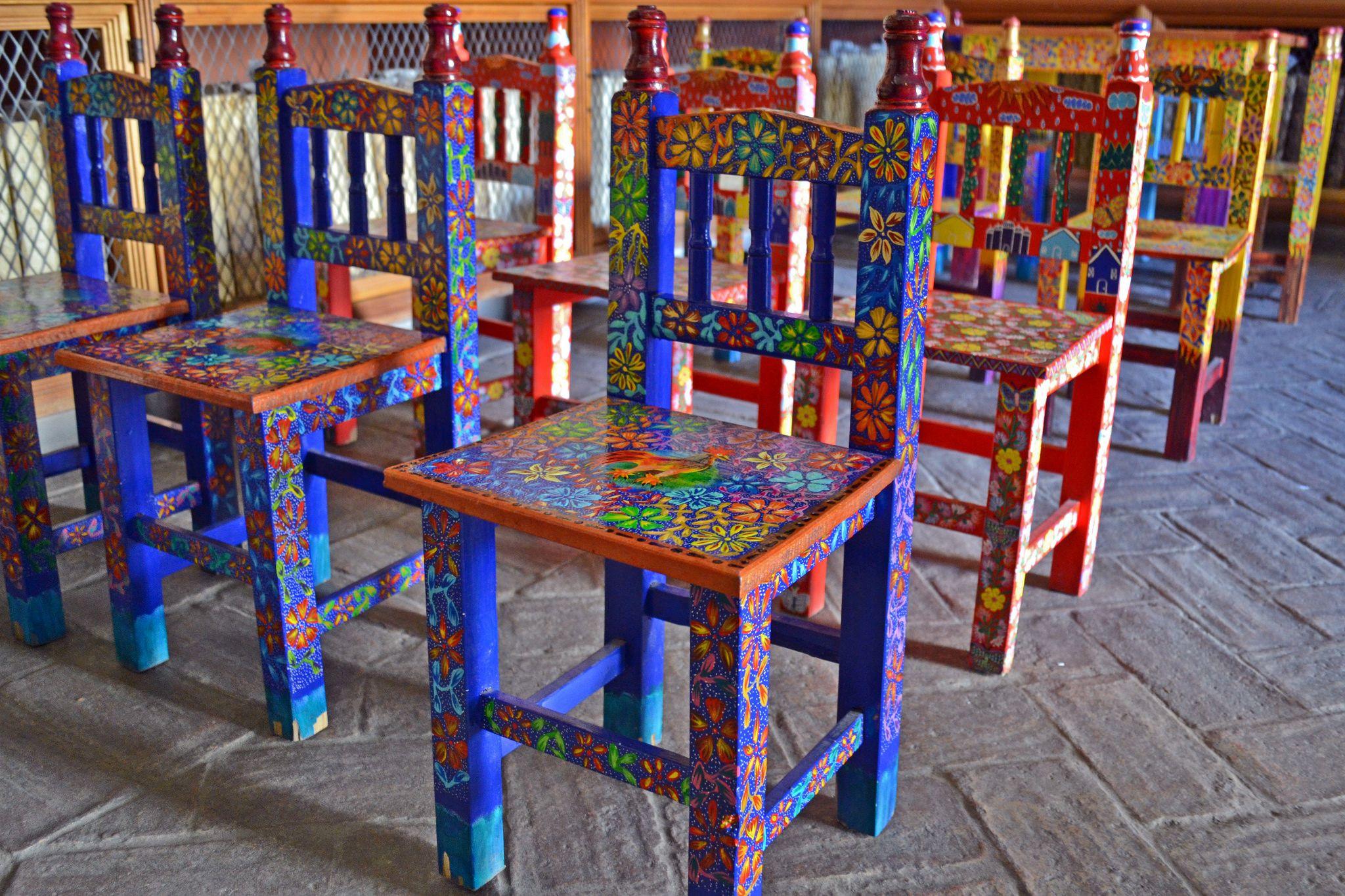 Chairs   Oaxaca