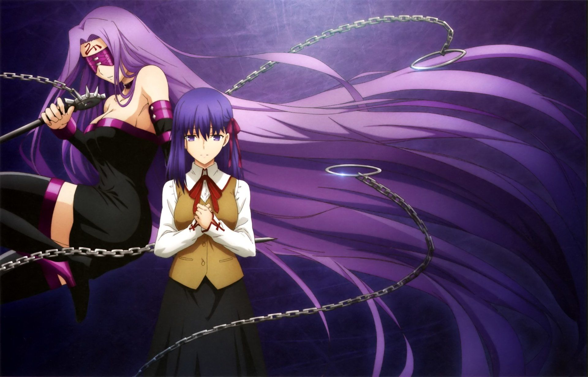 Fate Series Fate Stay Night Movie Heaven S Feel Medusa Fate Grand Order Rider Fate Stay Night Fate Stay Night Movie Fate Stay Night Sakura Fate Stay Night