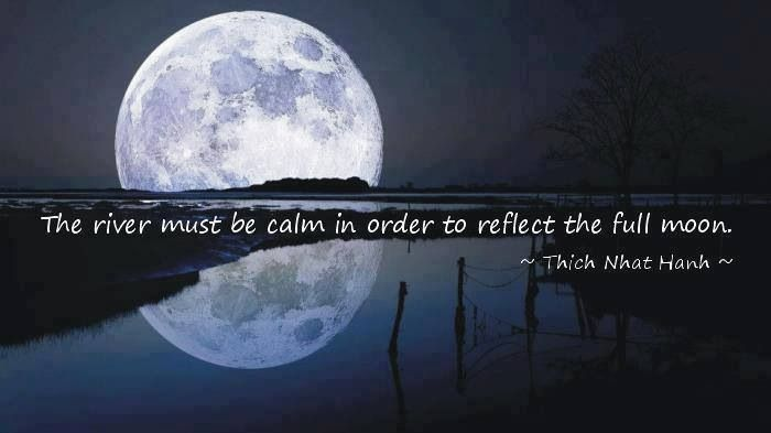 Image result for thich nhat hanh quotes full moon