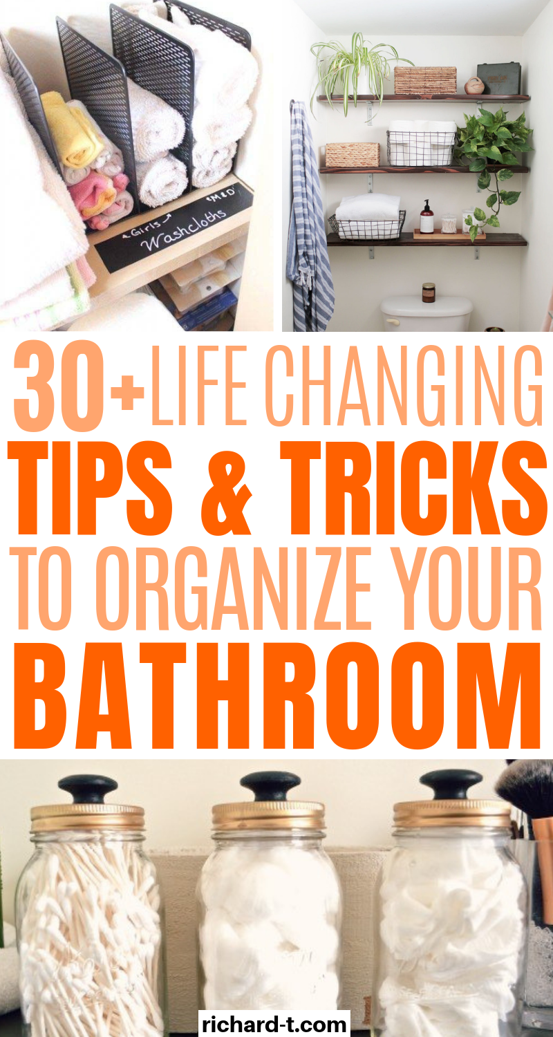 Photo of 30+ Bathroom Organization Hacks That Your Home Actually Needs