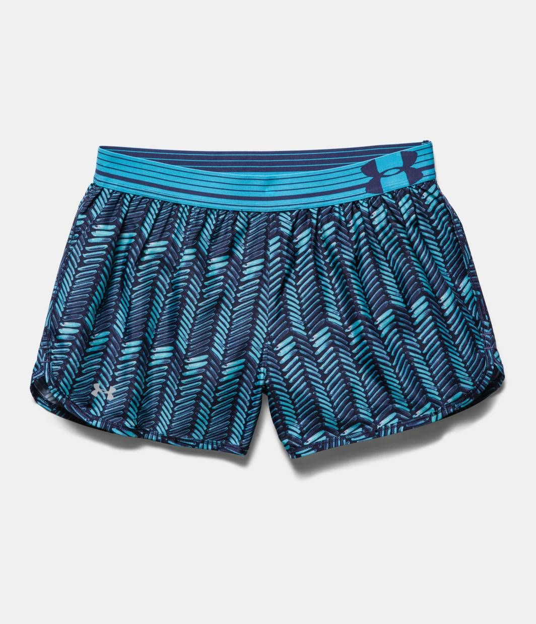 Shop Under Armour for Women s UA Printed Perfect Pace Short in our Womens  Bottoms department. d23584a7d