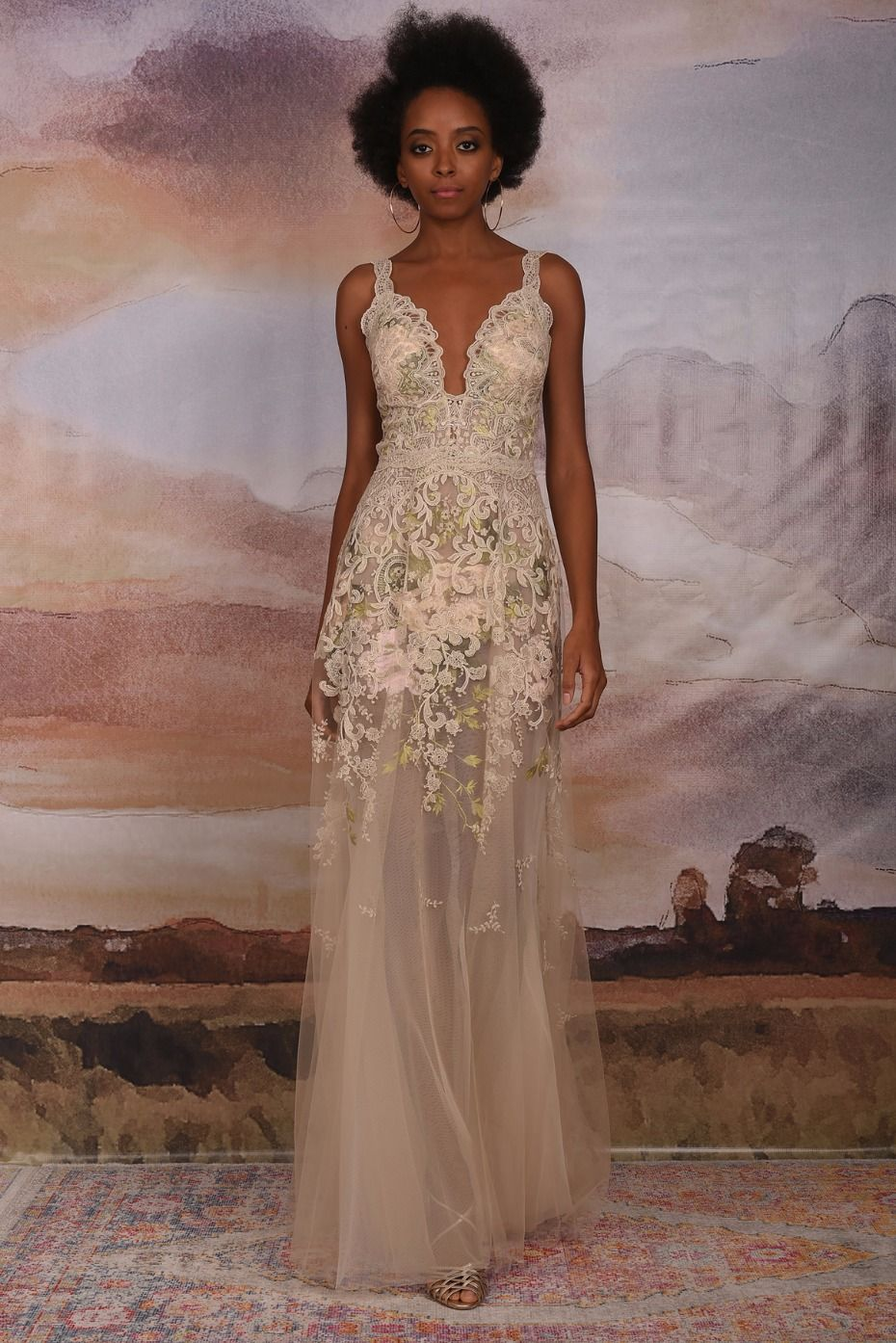 Claire Pettibone Vagabond Collection 2018 Unique wedding