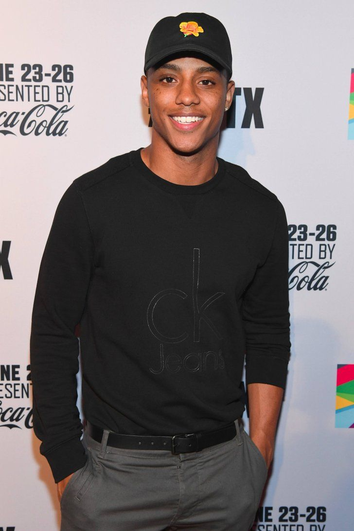 So, Famous In Love Star Keith T Powers Is Ridiculously -4787