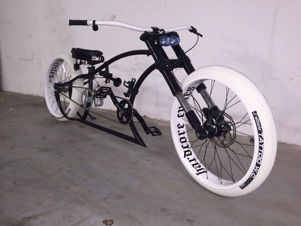 Cute chopper!! #taobike   Bisiklet   Pinterest   Choppers, Bicycling ...
