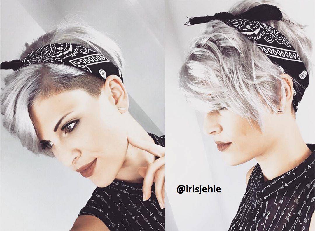 Bandanas Fur Kurze Haare Frauen Frisuren Frisuren Stil Haar Kurze Und Lange Frisuren In 2020 Kurze Haare Frauen Kurze Haare Bandana Kurze Haarfarbe