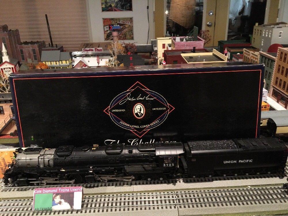Lionel 6-28064 Union Pacific JLC Series 4-6-6-4 Challenger