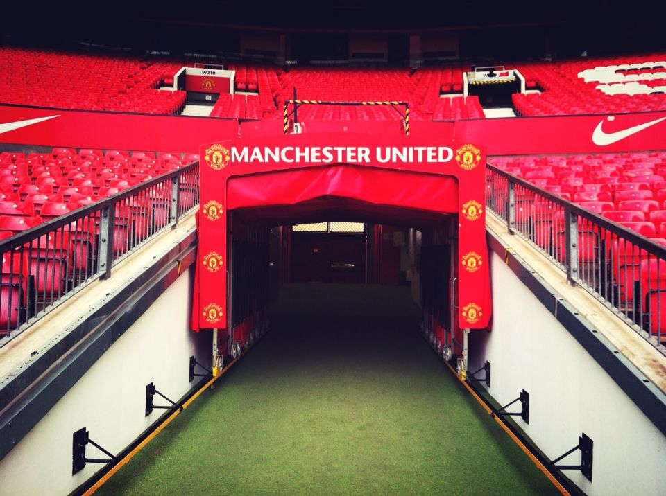 Get Beautiful Manchester United Wallpapers Stadium The Tunnel