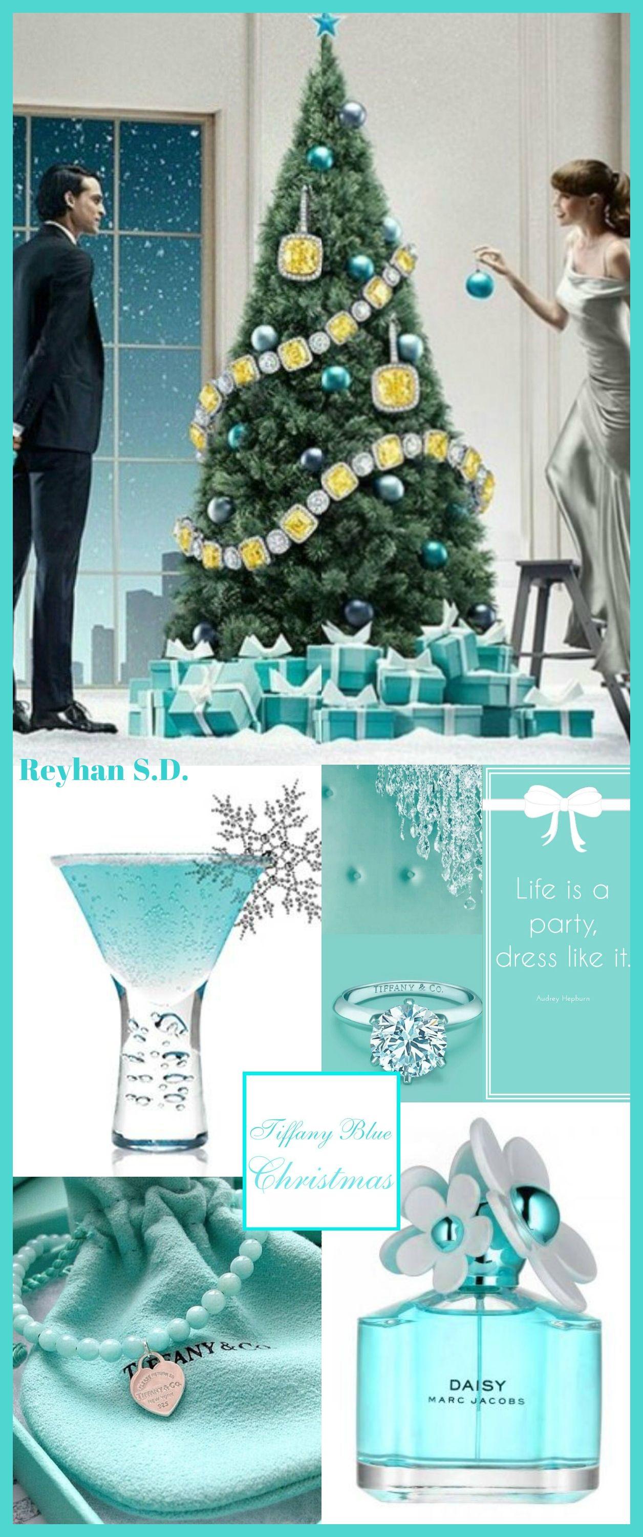 Christmas ~ Tiffany Blue \'\' by Reyhan S.D. | Christmas ~ Tiffany ...