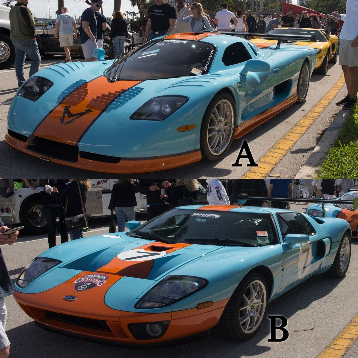 Mosler Vs Ford Gt Ford Gt Ford American Muscle Cars