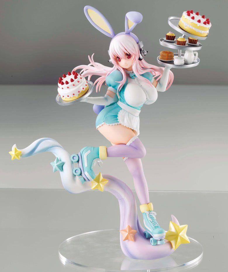 FuRyu Super Sonico SSS figure Little Mermaid PVC New Toy Anime
