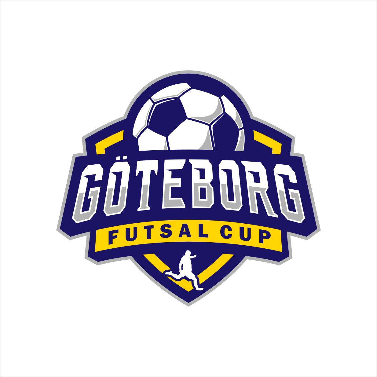 Bold Playful Group Logo Design For Goteborg Futsal Cup By Arkhim789 Design 15892693 Football Logo Design Logo Design Cool Logo
