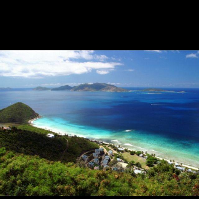 Cheapest Places To Travel Caribbean: Roadtown, Tortola, British Virgin Islands