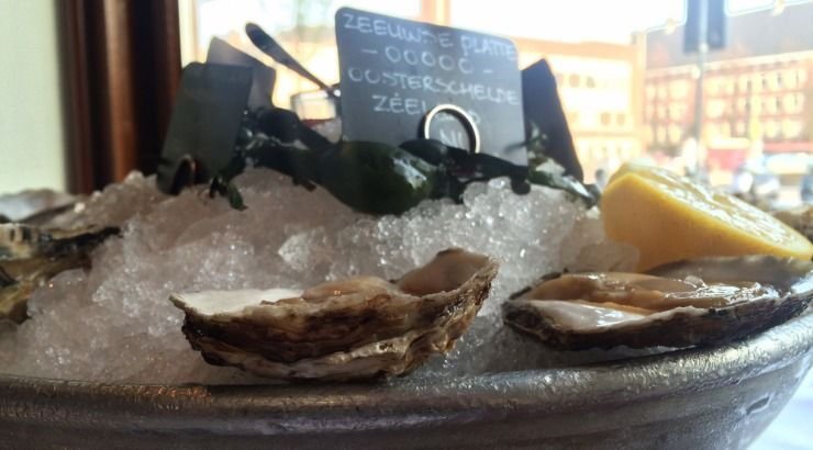 Best oysters in Amsterdam