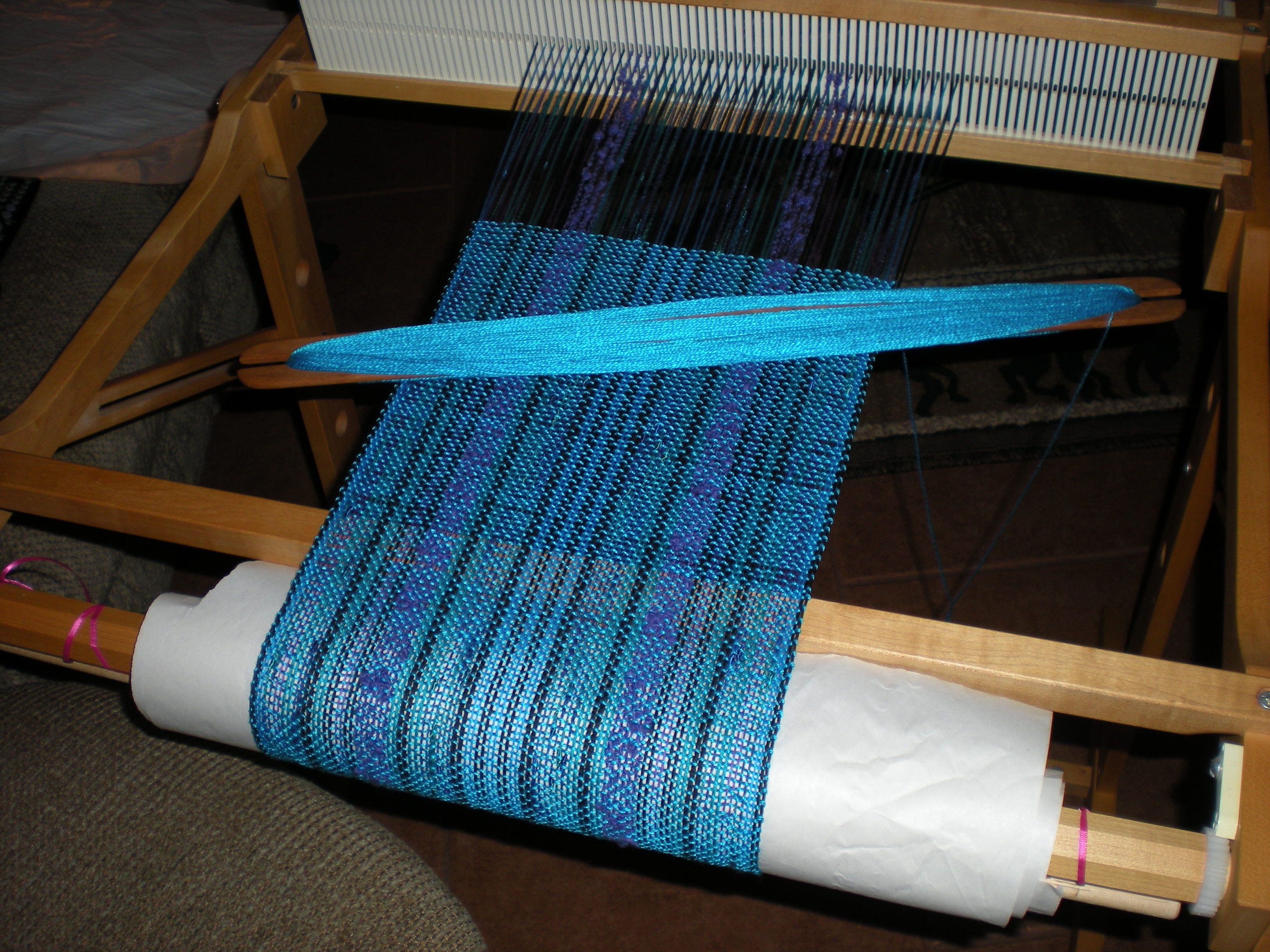 schacht inkle loom instructions