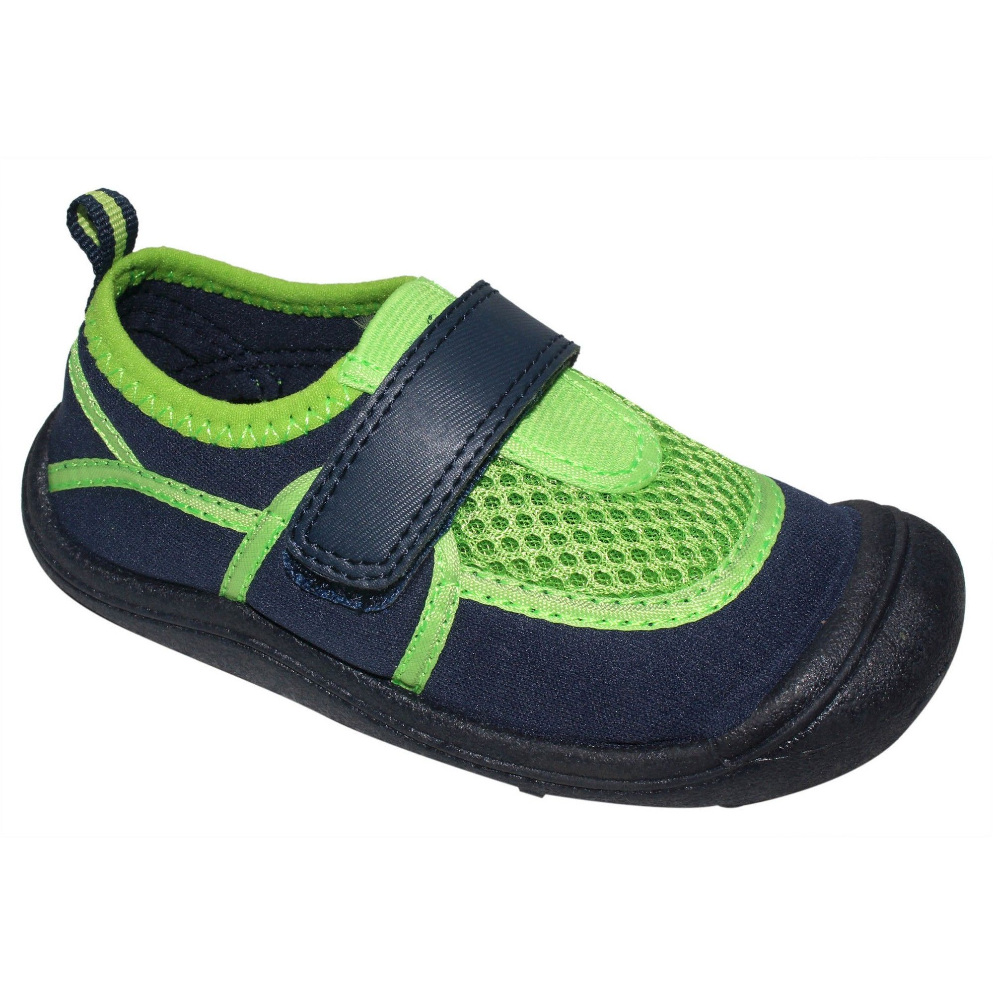 Toddler Boys Duke Water Shoes Cat & Jack Blue Green XL Blue