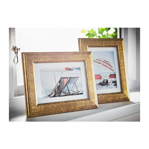 VIRSERUM Frame IKEA PH-neutral mat; will not discolor the picture ...