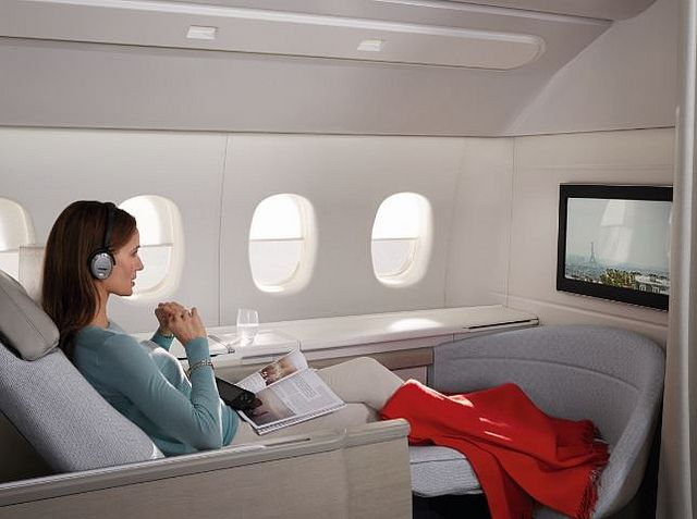 Air France lures high-end fliers with new luxury suite by thetoptier, via Flickr