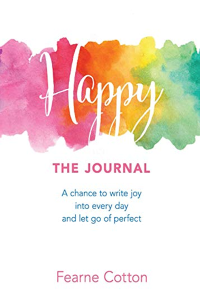 Fearne Cotton - Happy: The Journal | Health Books To Add To