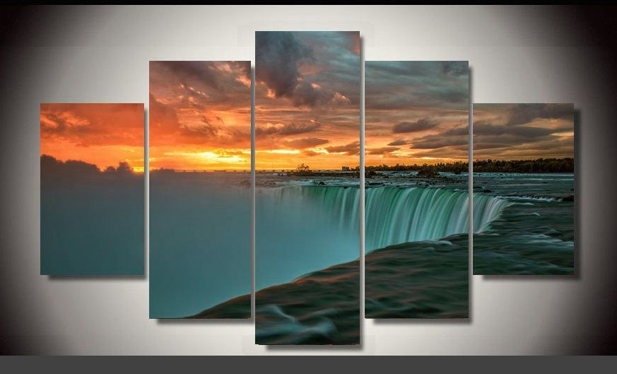 Compare Prices on Original Sunset Paintings- Online Shopping/Buy ...