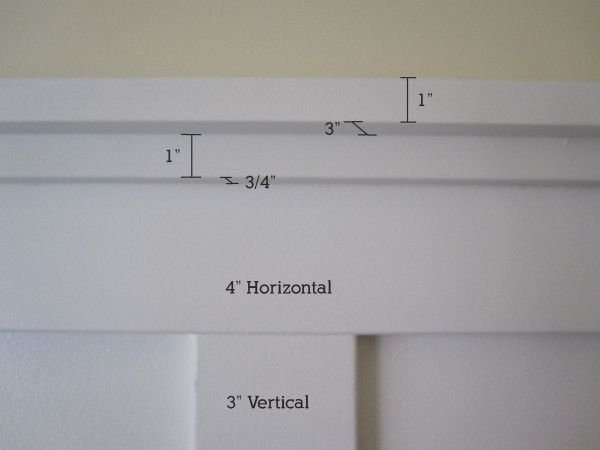 board and batten Trim Tutorial Detail