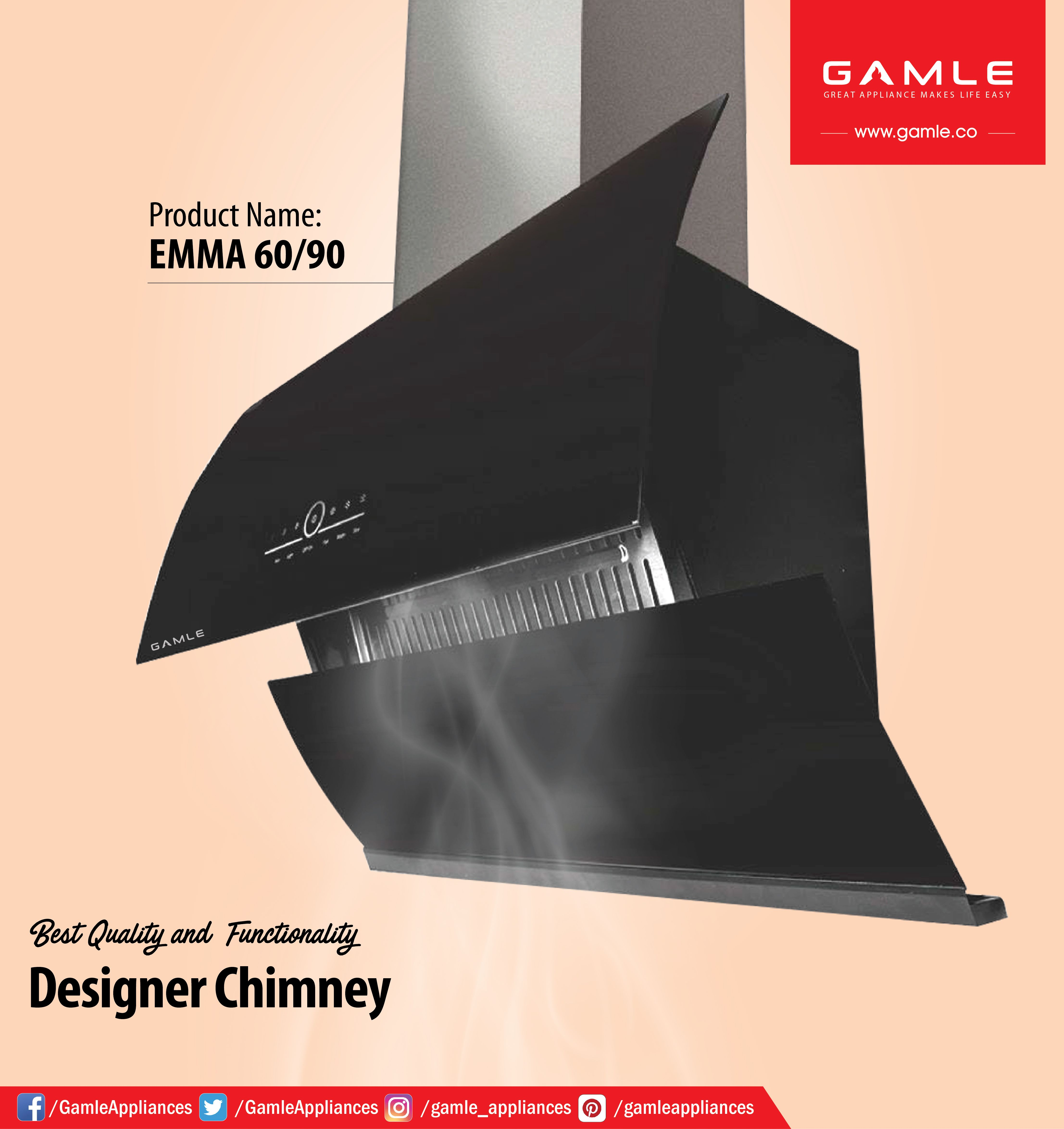 Best #Quality and #Functionality #DesignerChimney #Gamle World Class ...