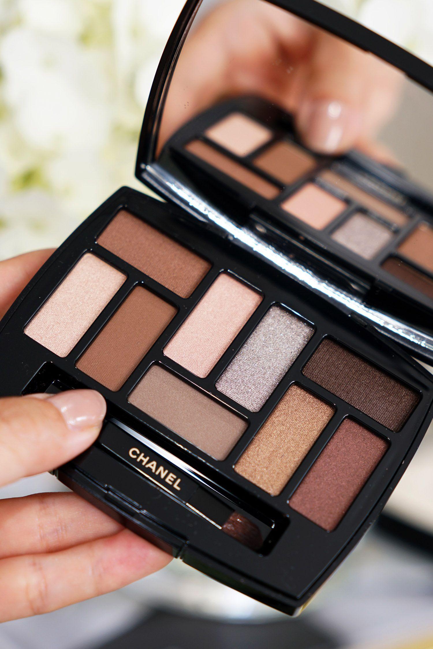 8643a701de Chanel Les Beiges Eyeshadow Palettes Les Indispensables | The Beauty ...