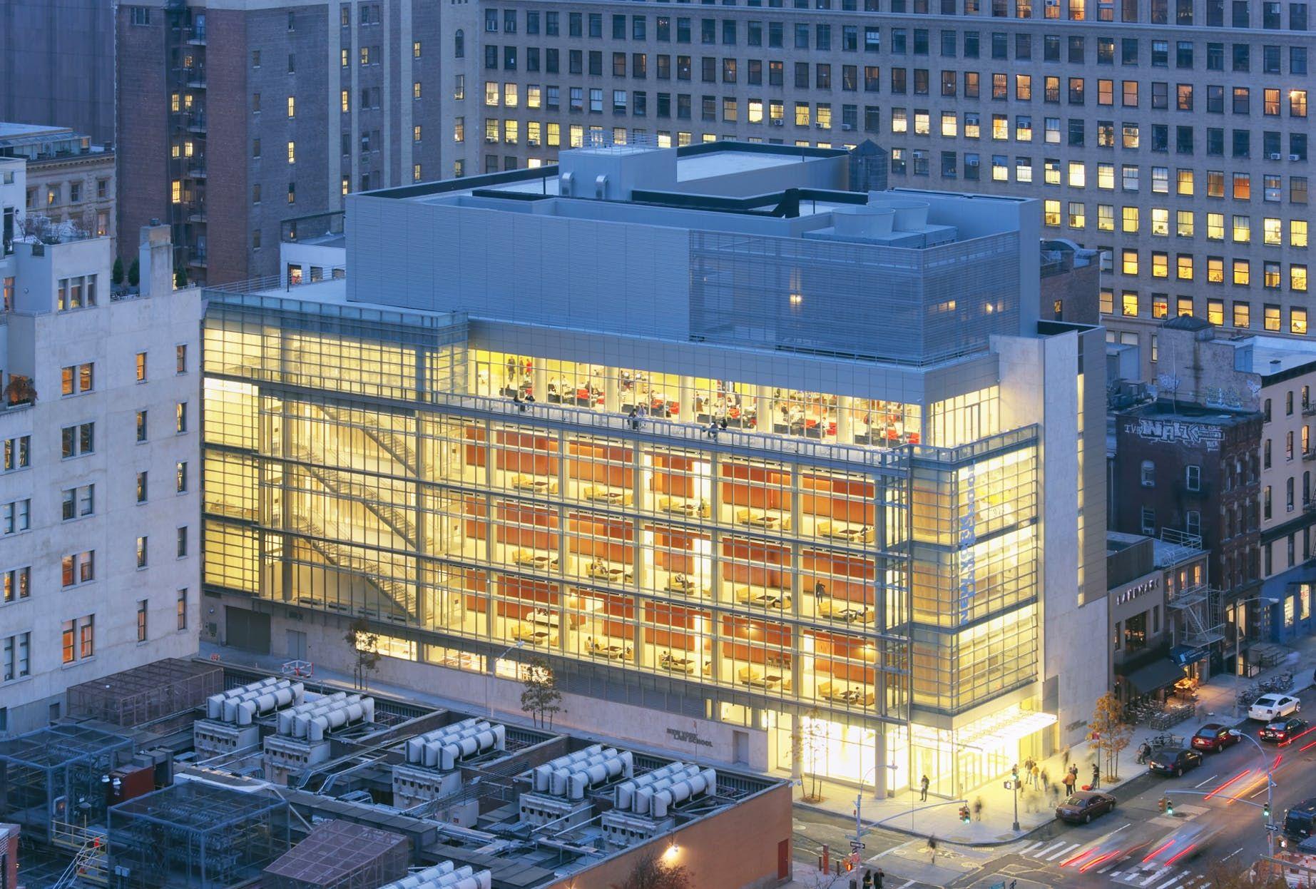 New York Law School Smithgroup Mitch Crowder Archinect Law School New York School
