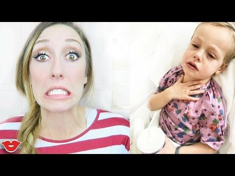 Tonsillectomy Tips for Moms! | Jordan from Millennial Moms - YouTube