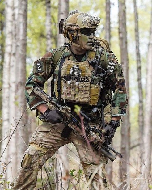 Usaf Pj Alaska National Guard Operators Soldiers Military