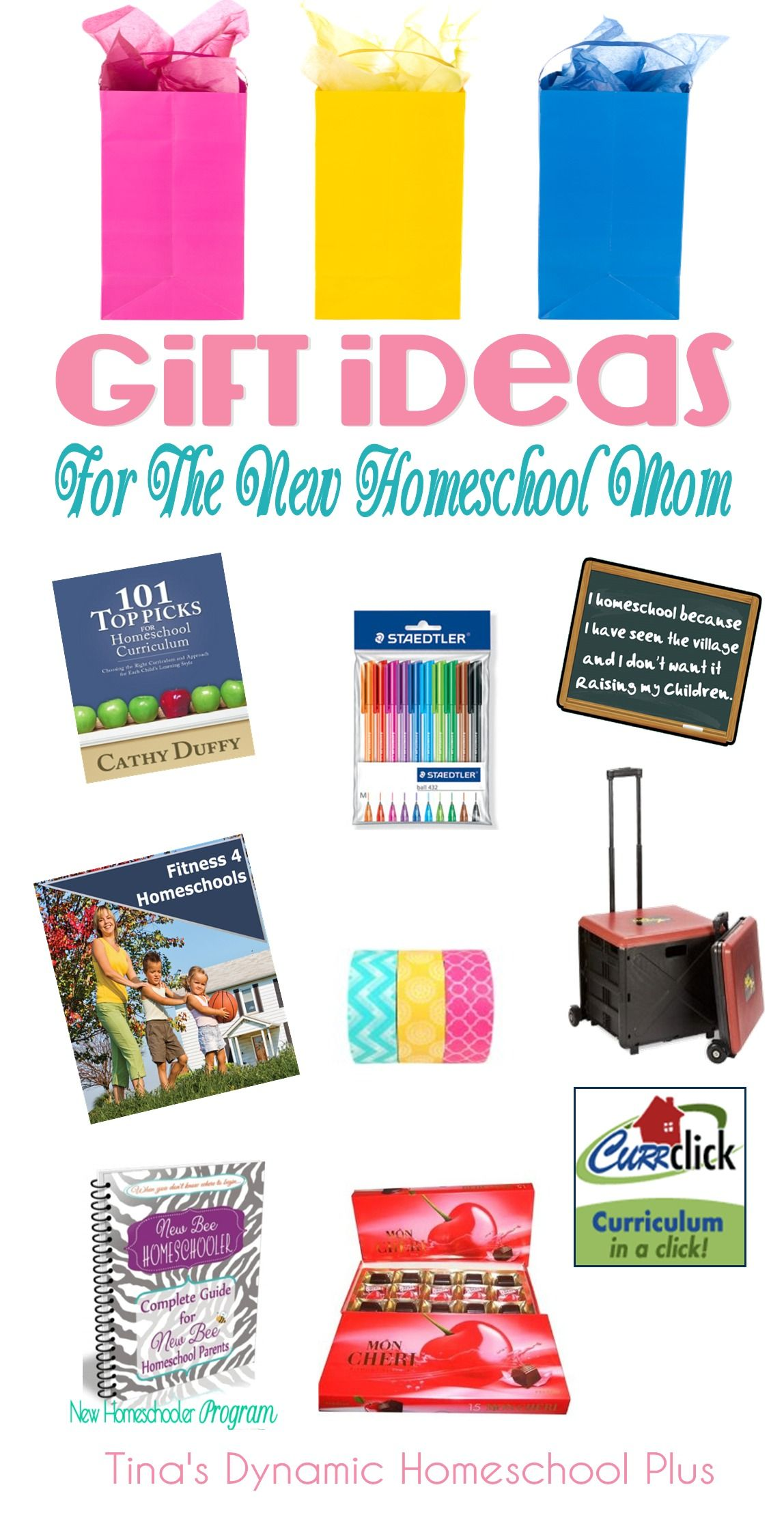 15 Gift Ideas for the New Homeschool Mom | Homeschool, How ...