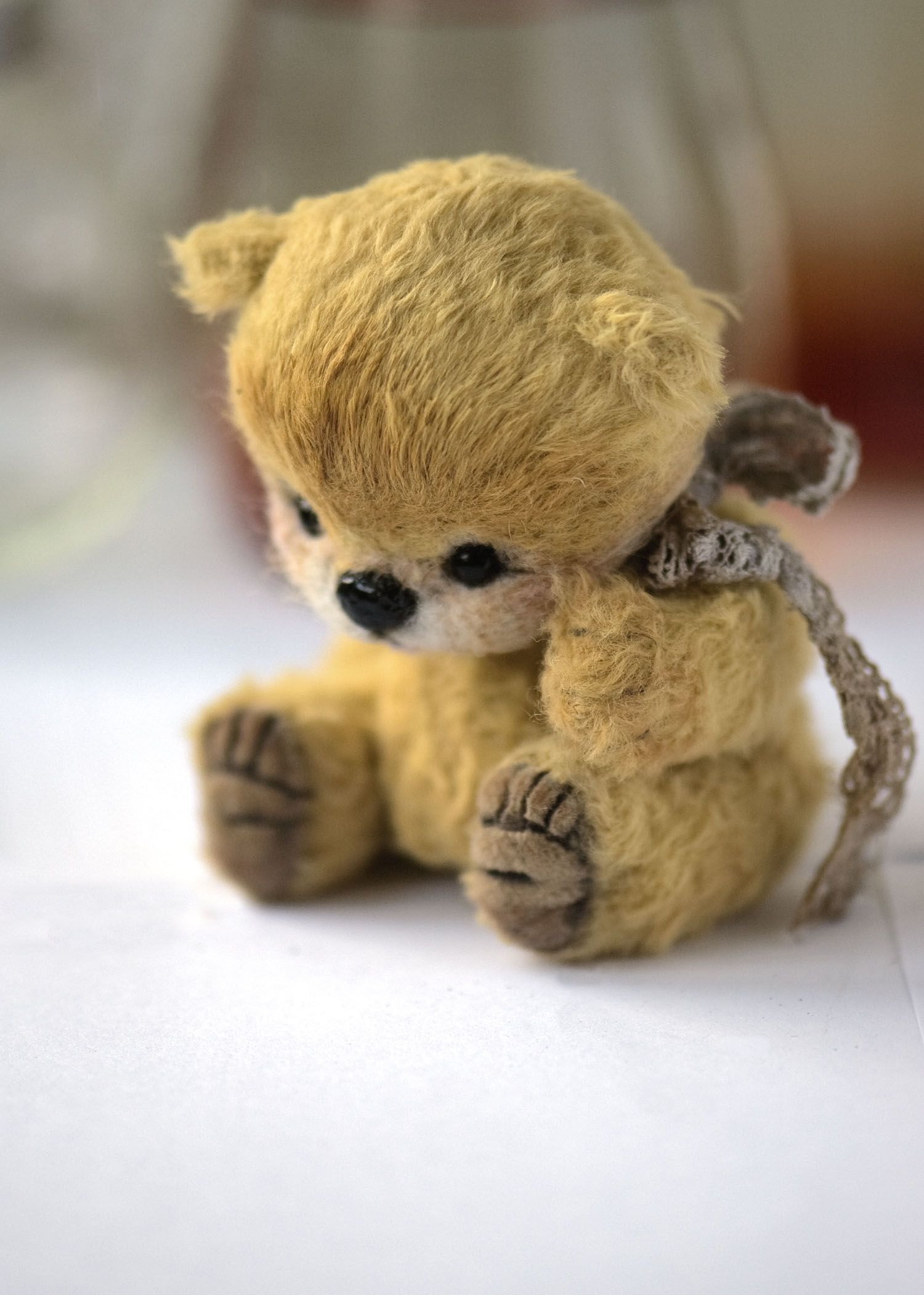 Cutest Teddy Bear Ever :o)