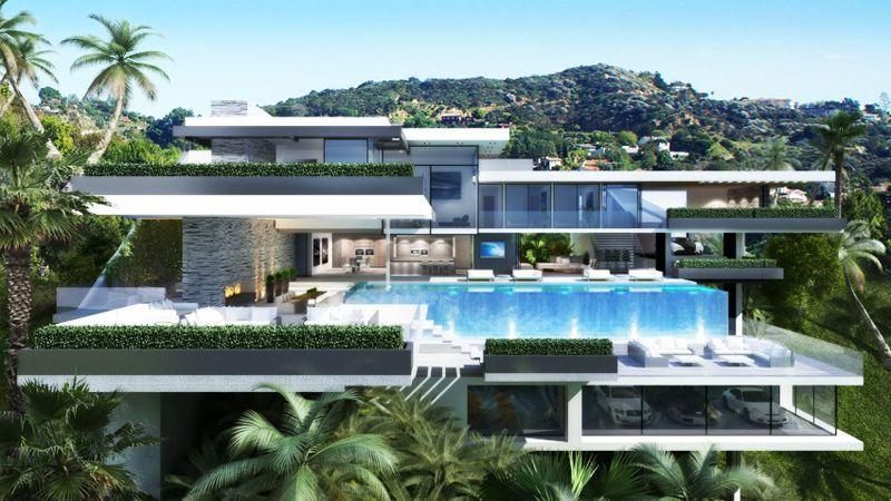 Brilliant Ultra Modern Luxury Homes Decorating Design Of - Ultra modern homes