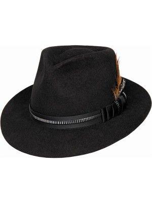 fcb9fe99132 Bullhide Clarkston - Wool Fedora Hat in 2019