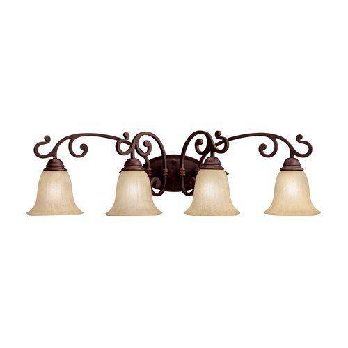 Kichler wilton 34 wide 4 bulb bathroom lighting fixture carre kichler wilton 34 wide 4 bulb bathroom lighting fixture carre bronz mozeypictures Image collections