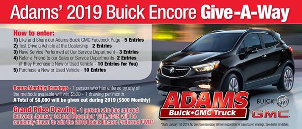 Adams Buick Gmc Richmond Ky Adamsbuickgmcrichmondky Profile Pinterest