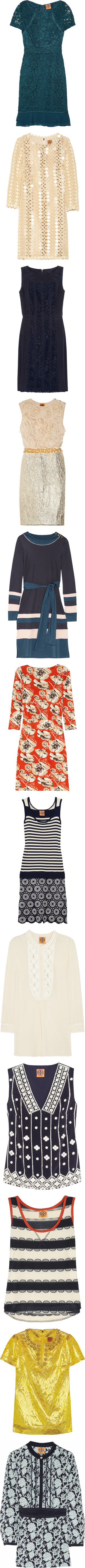 """""""Tory Burch"""" by shoppings9 ❤ liked on Polyvore"""