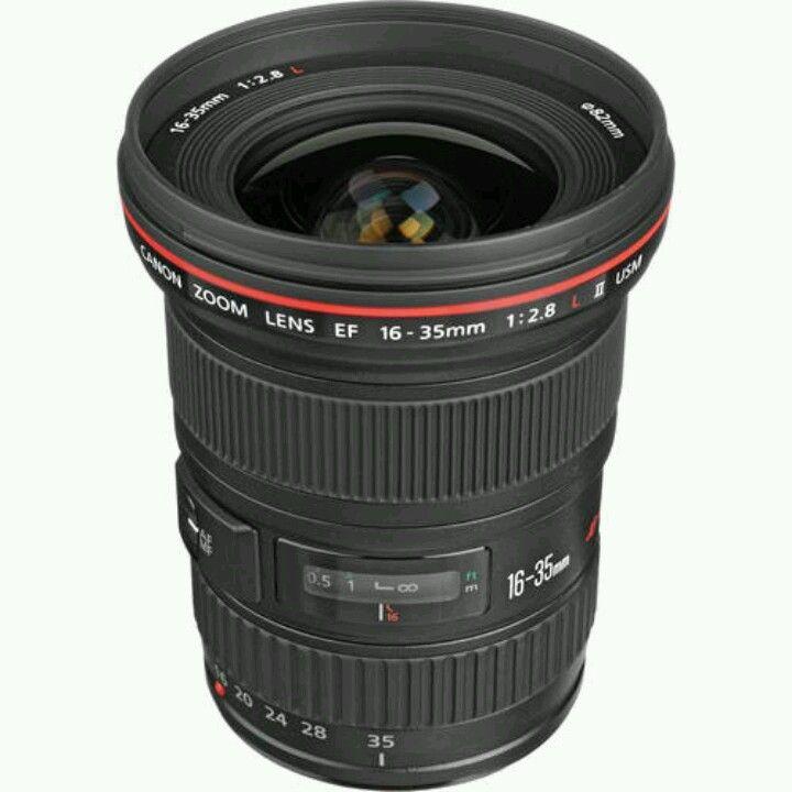 Canon 16 35 Canon Lens Canon Camera Zoom Lens