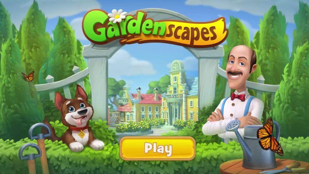 hacked apk gardenscapes 10