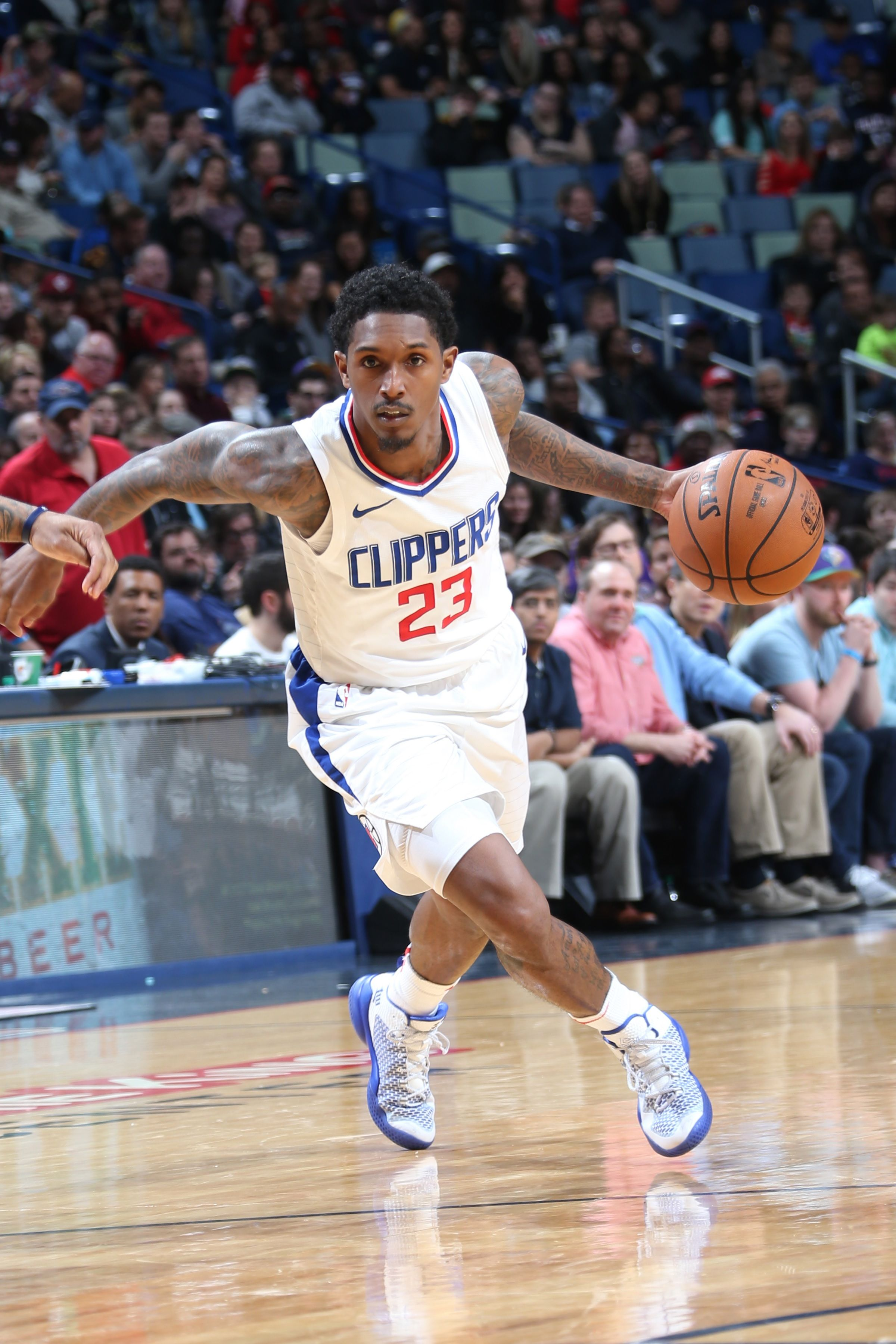 Pin By Kimberly Johnson On Clippers Girl Lou Williams Nba Players Los Angeles Clippers