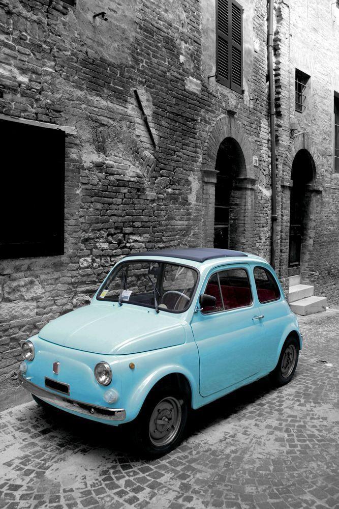 italian classics poster 24 x36 color splash 1. Black Bedroom Furniture Sets. Home Design Ideas