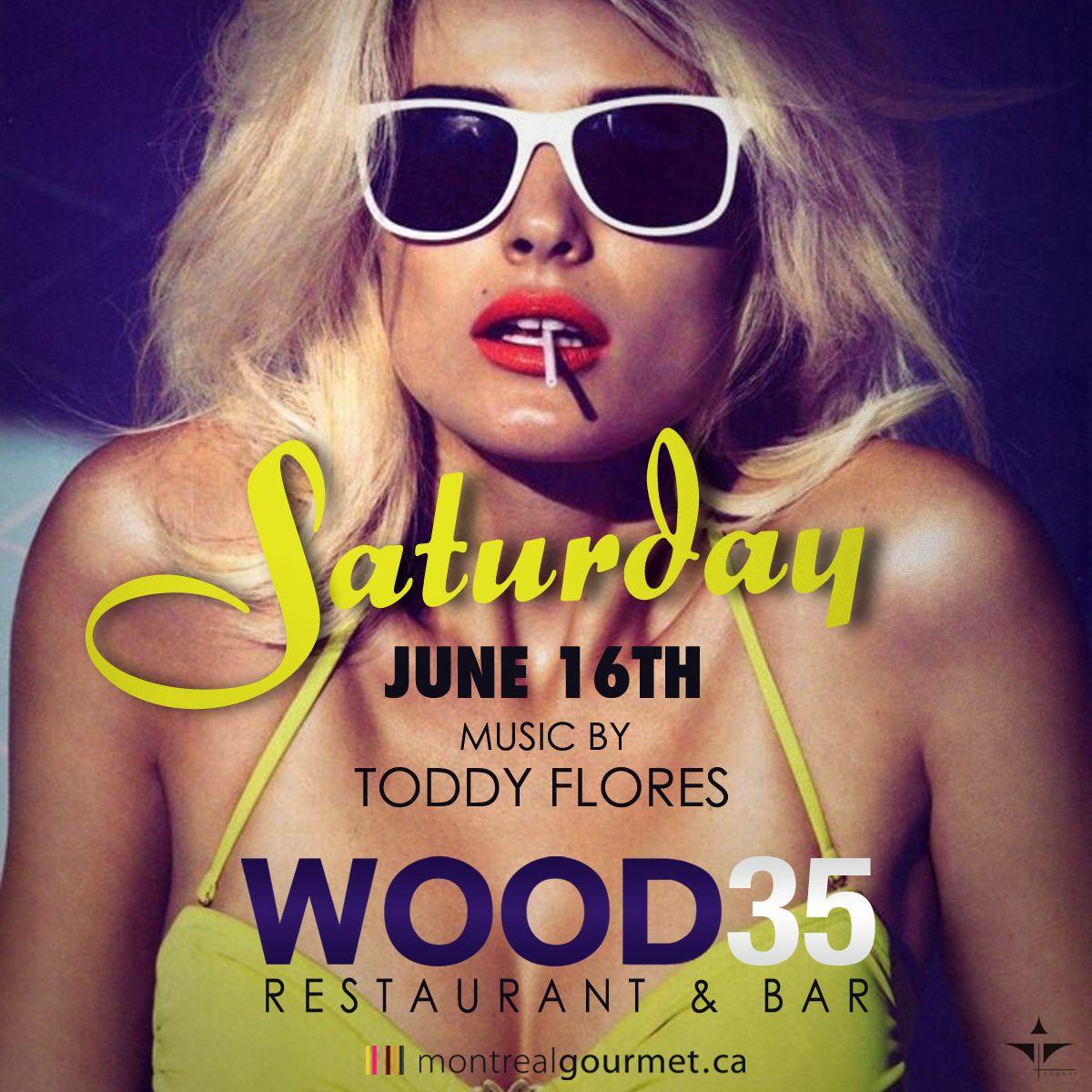 Wood35 - Saturday - June 16  www.wood35.ca